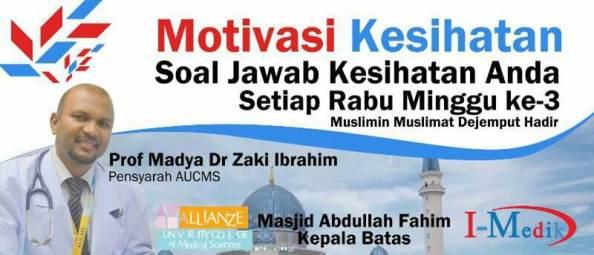 Program Bulanan Motivasi kesihatan